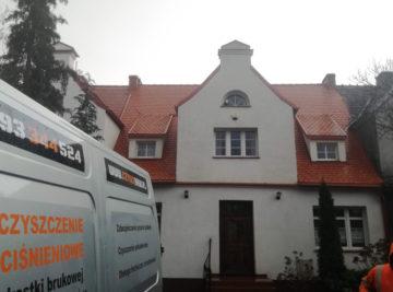Gdansk-Czyszczenie-dachu-i-elewacjidom-szeregowy-1