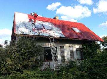 Gdansk-czyszczenie-i-malowanie-dachu-1