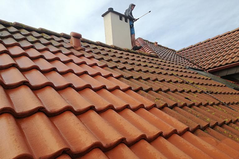 Gdynia pogórze czyszczenie dachów (10)