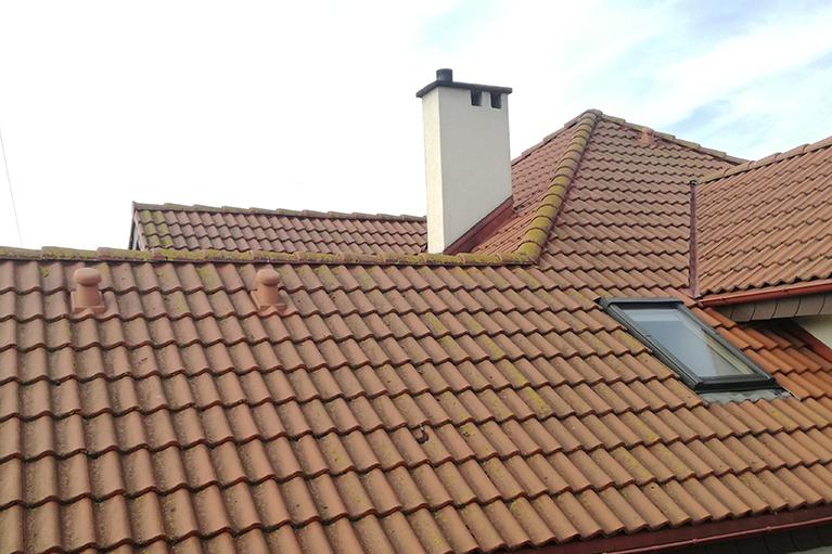 Gdynia pogórze czyszczenie dachów (13)